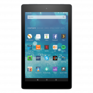 Amzon Fire HD 8 (2016)