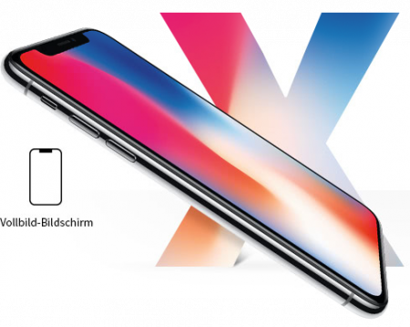 Apple iPhone X - Display