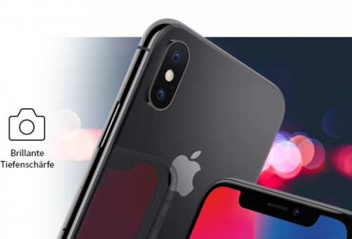 Apple iPhone X - Kamera