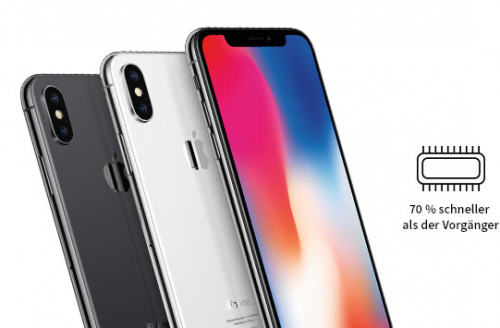 Apple iPhone X - Prozessor
