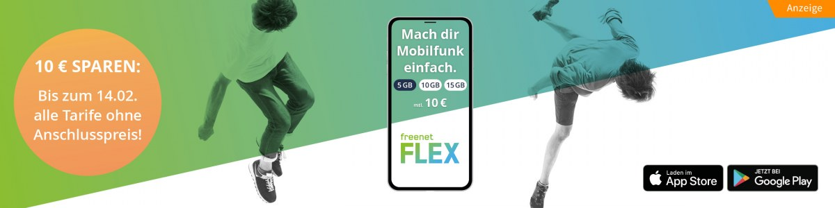 Freenet Flex Teaser