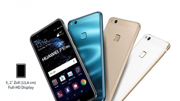 Huawei P10 Lite - Display
