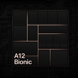 iPhone Xs A12 Bionic Chip
