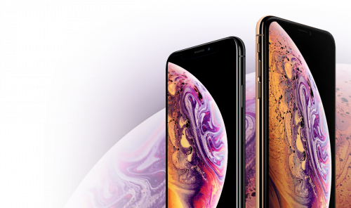 iPhone Xs Displays