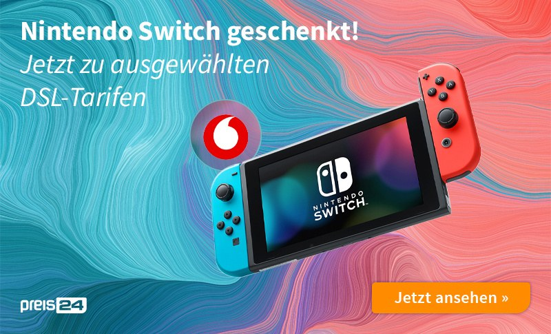 Nintendo Switch Teaser