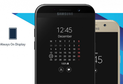 Samsung Galaxy A5 - Display