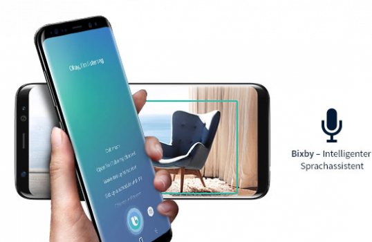 Samsung Galaxy S8 Plus - Bixby