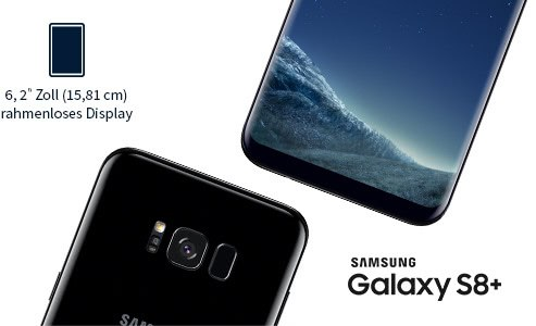 Samsung Galaxy S8 Plus - Display