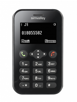 Simvalley Mobile Pico RX-482
