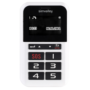 Simvalley Mobile Pico RX-901/902